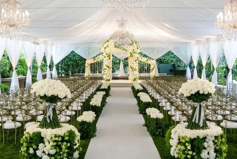 florist and tent manado