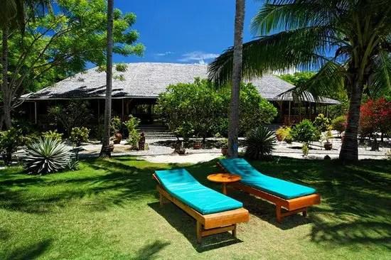 gangga island resort dan spa manado