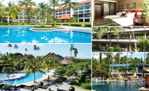 Hotel di Manado Bintang 4 Lengkap
