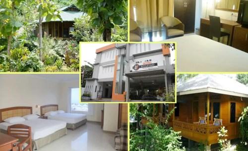 Hotel Manado Bintang 1 Daftar Lengkap