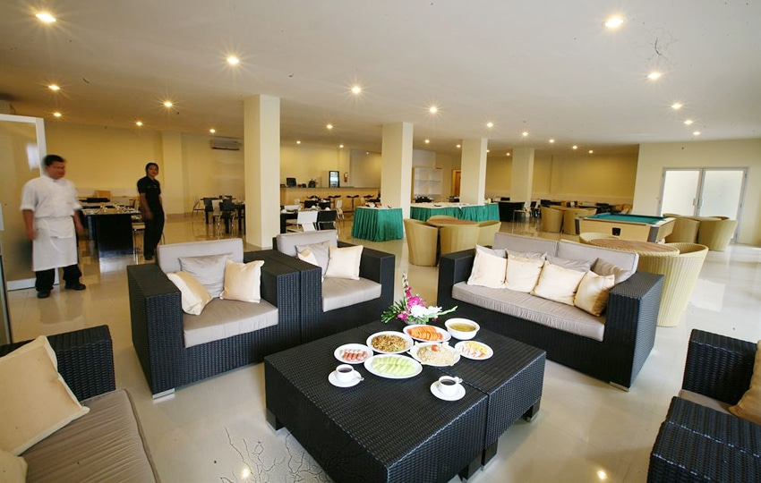 interior hotel griya sintesa manado