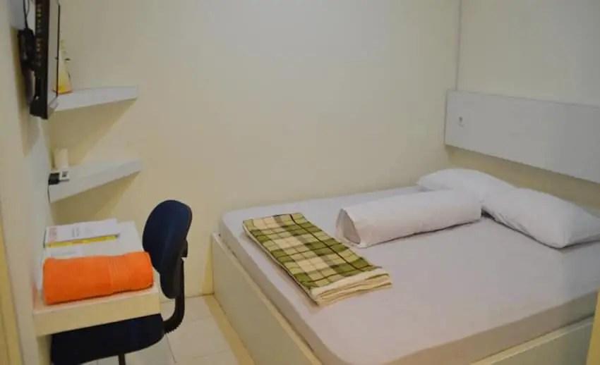 kamar standard hotel manado grace inn