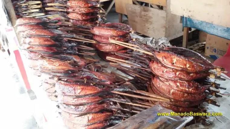 cakalang fufu, ikan khas manado