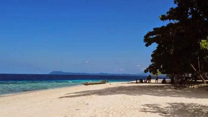 pulau gangga di sulut