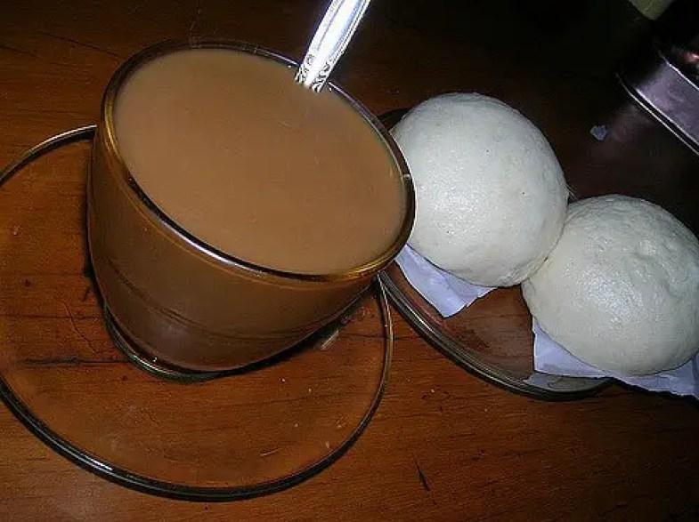 menu andalan: kopi & biapong ba