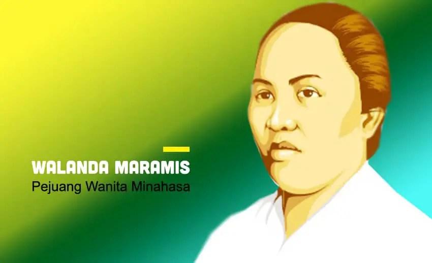 Walanda Maramis Pejuang Emansipasi Wanita Minahasa Manado Baswara