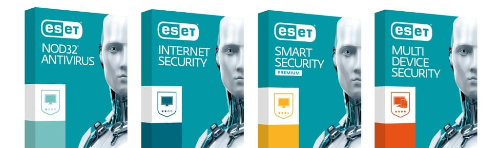 ESET Consumer Products banner