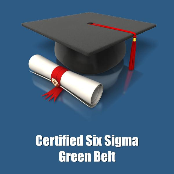 Certified Six Sigma Green Belt | Management Square