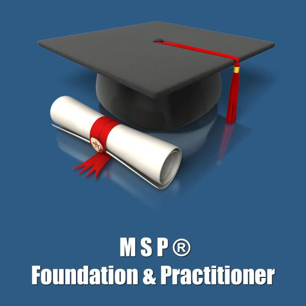 MSP Foundation and Practitioner - Blue | Management Square