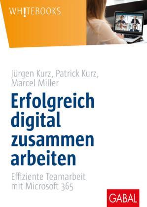 Erfolgreich digital zusammenarbeiten Cover