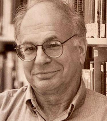 """Daniel Kahneman, Autor von """"Schnelles Denken, langsames Denken"""""""