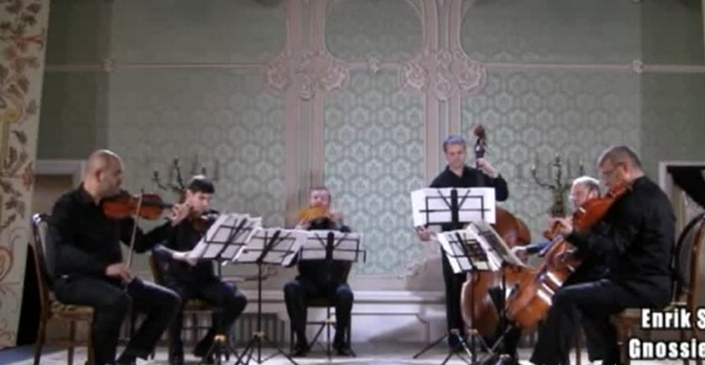 Concert TRAFIC STRINGS la Universitatea Crestina Dimitrie Cantemir