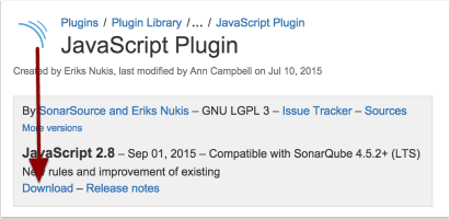 Install Sonar Locally on OSX and Analyze a JavaScript