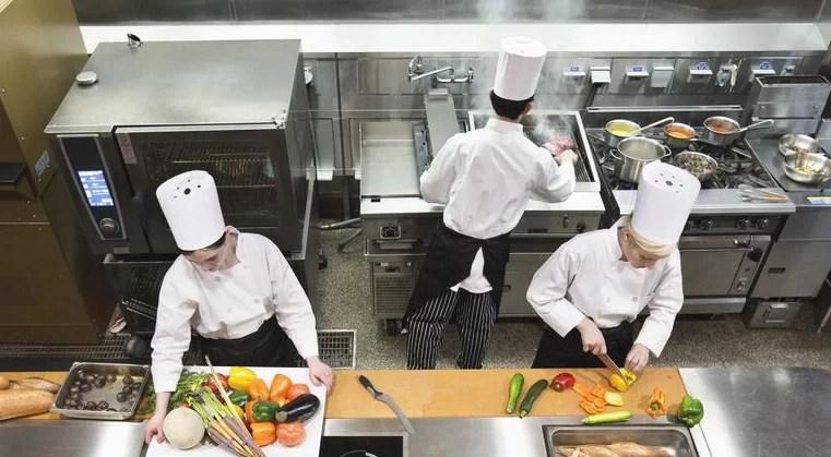Wyposażenie Kuchni W Restauracji I Małej Gastronomii