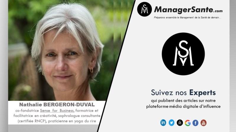 Experte, Nathalie BERGERON-DUVAL, FLYER MANAGERSANTE 20 04 2020