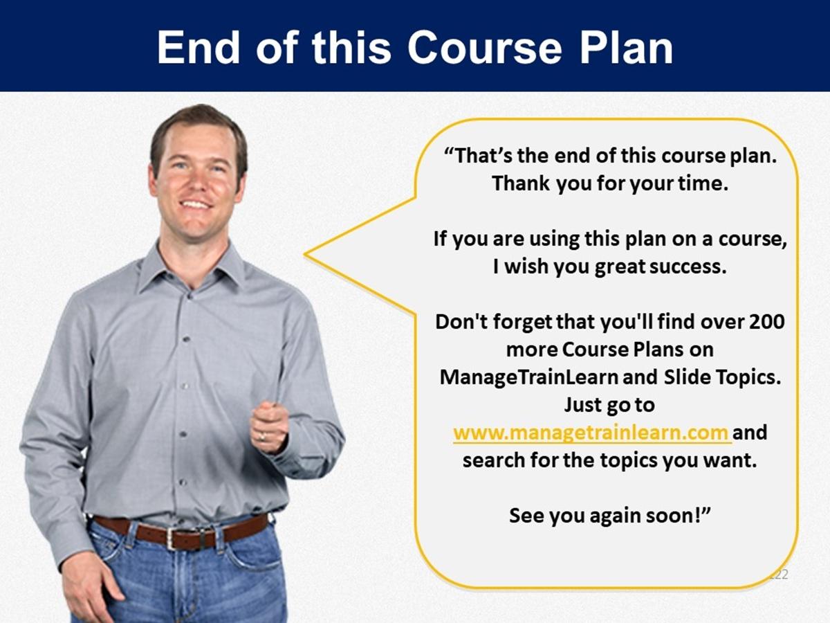 Mtl Course Plans Social Assertiveness