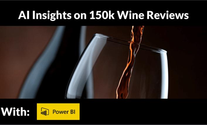 Analytics & AI on 150k Wine Reviews