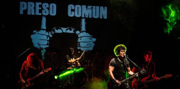 Preso Común: una banda argentina en busca de expansión