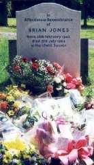 Brian Jones Grave