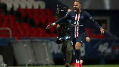 النجم البرازيلي في نادي باريس سان جرمان نيمار