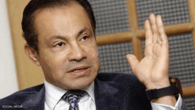 رجل الأعمال المصري منصور الجمال