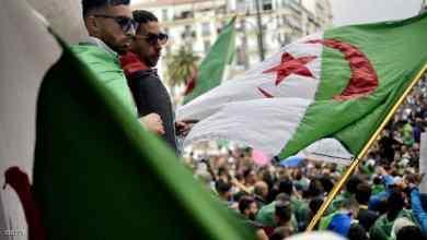 الحكومة الجزائرية