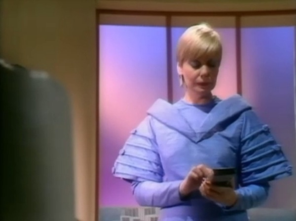 Taking notes on the iPhone in 1984: Doctor Who