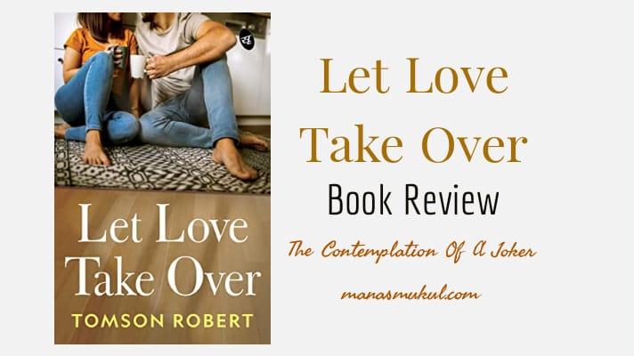 Let Love Take Over Banner