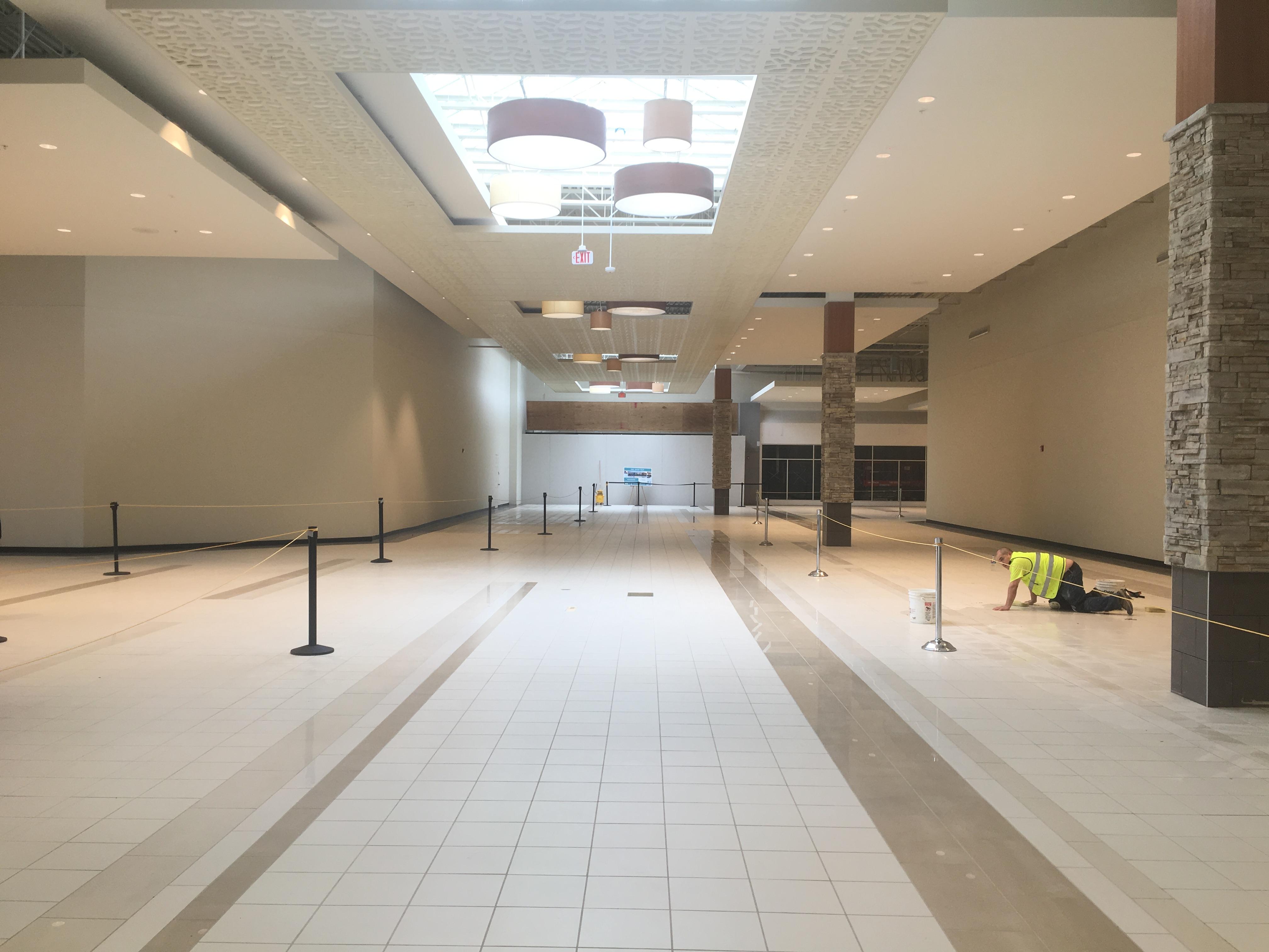 manassas mall expansion may 2016
