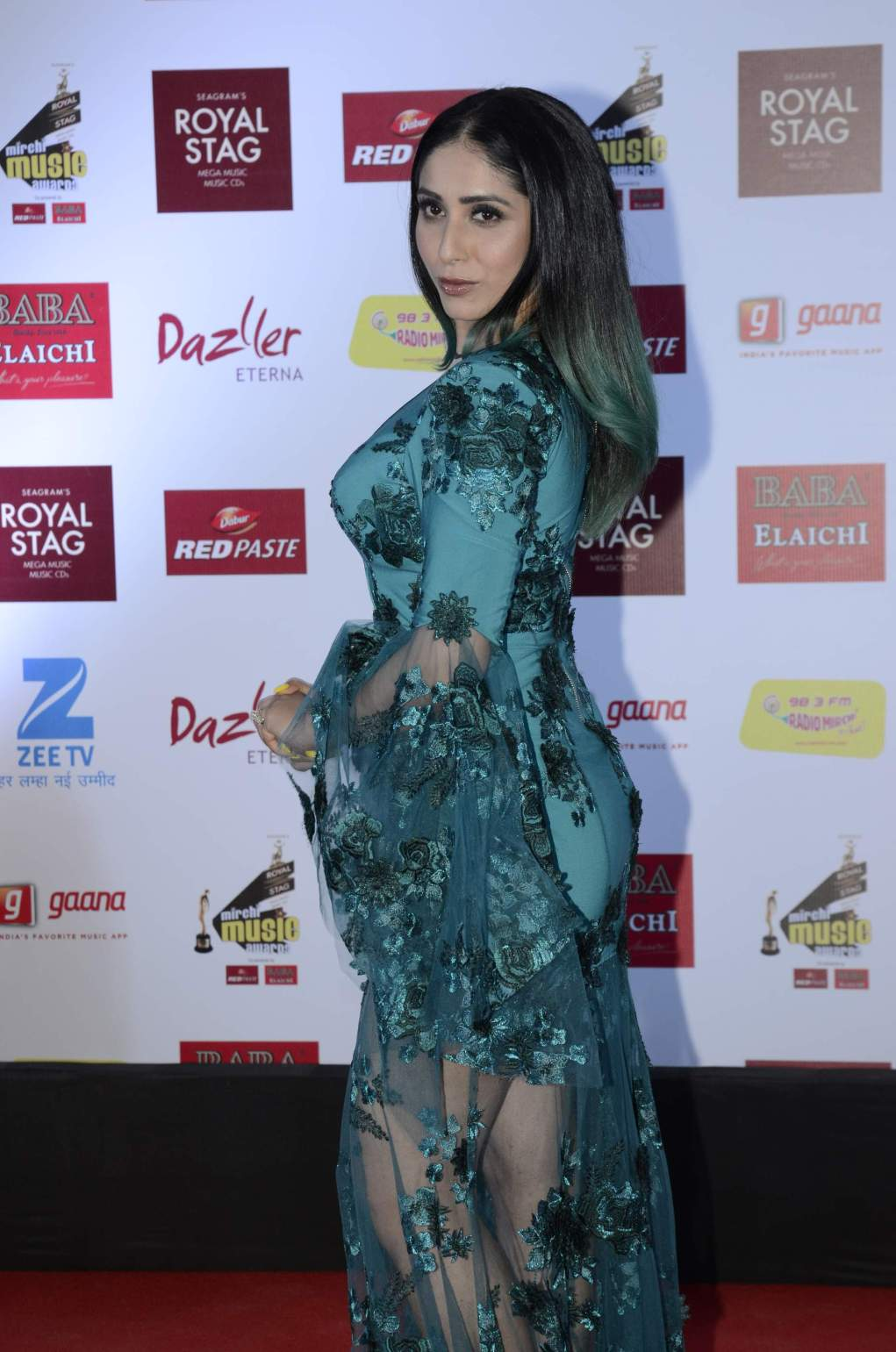 mirchi music HOT Celebs Dazzle At Mirchi Music Awards Event | Models | Actresses Radio Mirchi Awards Red Carpet 16