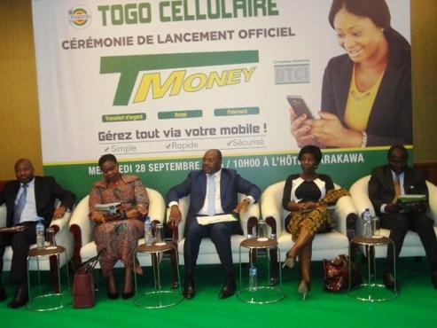 Lancement TMoney 2 - Du nouveau chez Togocel : TMoney !