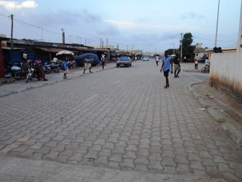 Gare Akodesséwa - Vers une reprise des activités à la gare routière d'Akodesséwa