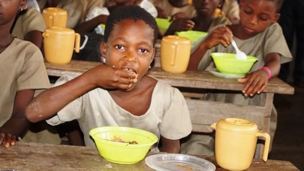 Cantines scolaires Alati marché - EPP « Alati Marché », un exemple de réussite du programme des cantines scolaires