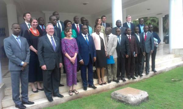 Mission MCC 1 - Programme  Threshold : signature entre le Togo et le MCC  probablement début novembre 2017