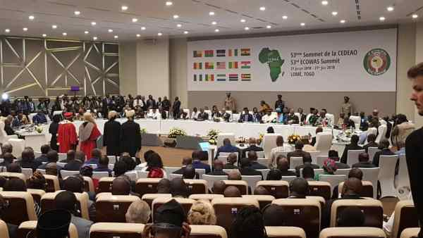 IMG 20180731 WA0026 - 53eme sommet de la CEDEAO: Faure Gnassingbé salue l'engagement des Chefs d'Etat et de Gouvernement pour la construction de l'intégration régionale