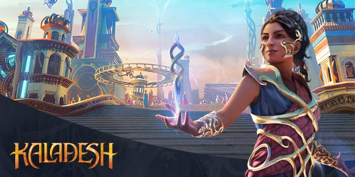 kaladesh has now been released mana vault games