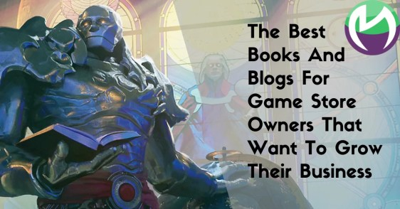 game store owners