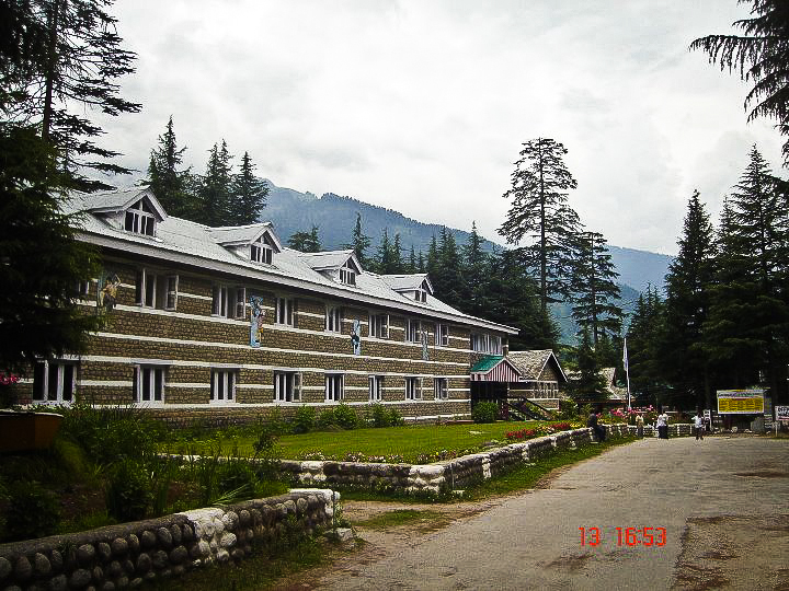 ABVIMAS Institute  Manali