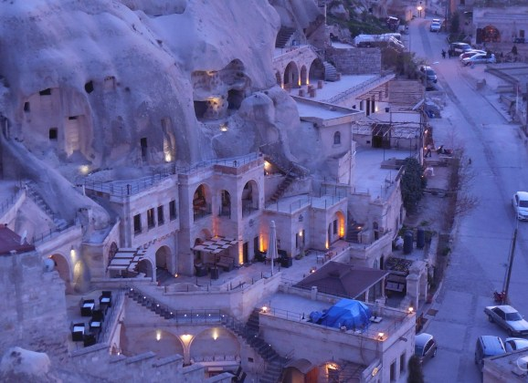 Cappadocia Cave Housing
