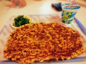 Lahmacun and Ayran