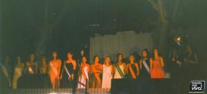 Candidatas a Serranilla 1998
