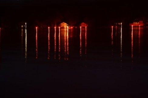Lighting of the Shoreline 2009. By Heidi Schmidt