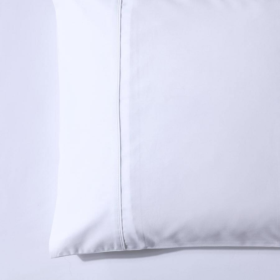 queen size pillow cases pair 400 thread count