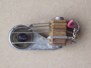 Old Switchcraft coil tap switch