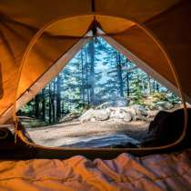 Camping tips to stay warm