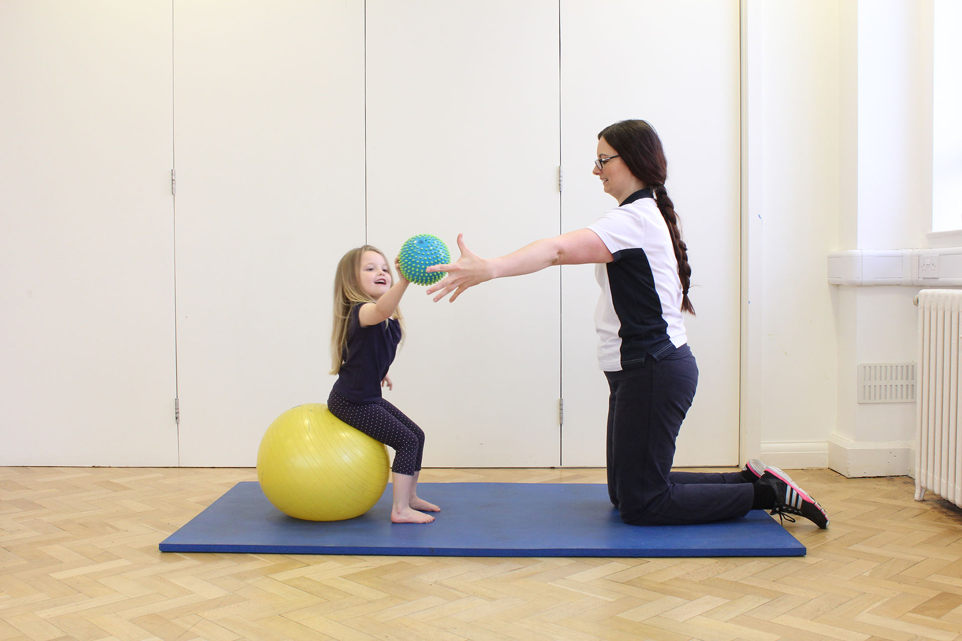 Physical Therapy Exercises Abduction