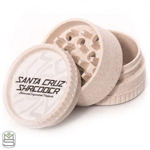 Santa Cruz 3 Piece Hemp Shredder