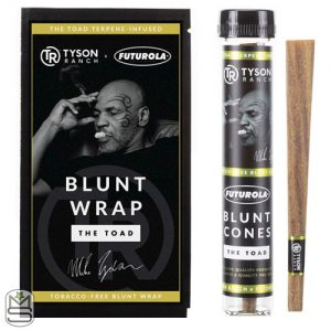 Tyson Ranch Blunt Cones & Blunt Wraps