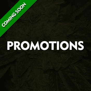 Promotions - Coming Soon