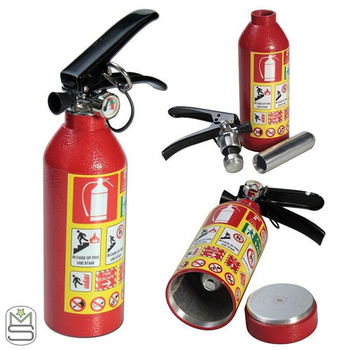 Fire Extinguisher Stash Can
